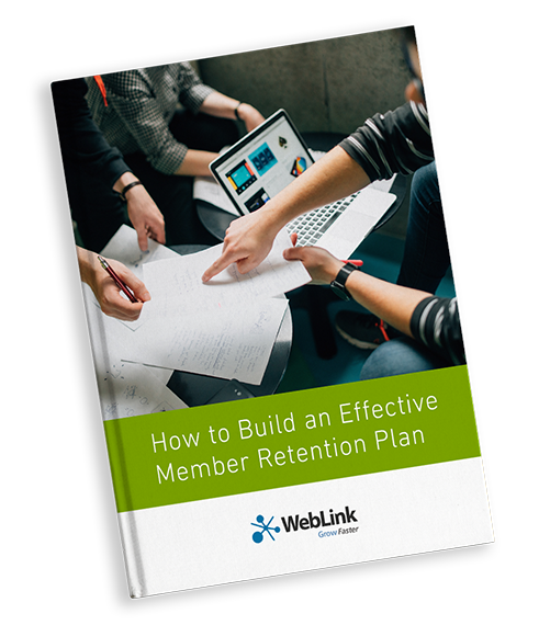 WebLink Guide - How to Build an Effective Member Retention Plan